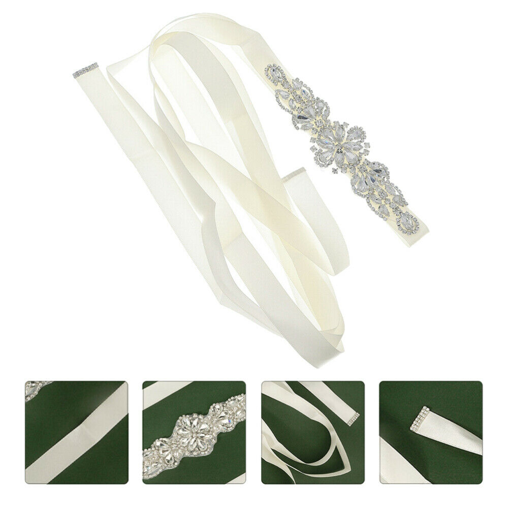 1 stück dekorative dauerhafte leichte Brautgürtel-Hochzeitsgürtel für Damen