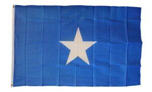 SOMALIA  FLAG 3 x 5 FOOT FLAG -  NEW HIGHER QUALITY ULTRA KNIT 3x5' FLAG