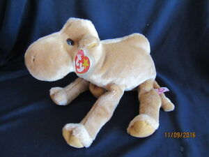 7853f6e9400 TY BEANIE BUDDY HUMPHREY THE CAMEL - RETIRED WITH TAG 8421093076