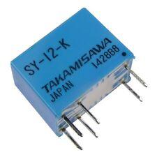 Fujitsu Takamisawa Relais SY-12-K 12V DC 1xUM 1A 960 Ohm Relay Print 854943