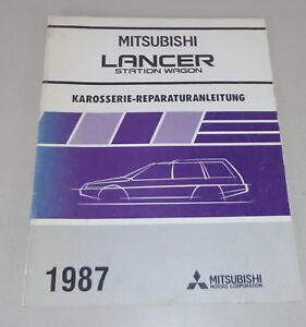 Workshop-Manual-Mitsubishi-Lancer-Station-Wagon-C-37-V-Body-Year-1987