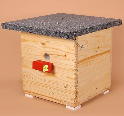 1x Nistmaterial Hummelhaus Hummelwolle Kapokwolle Insektenhotel  Hummelkasten