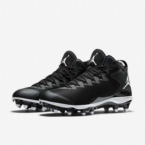 Nike Air Jordan SuperFly 3 Men/'s Football Cleats Style 719548-010 MSRP $150+