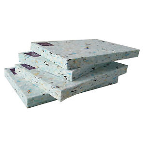 Image is loading 20-x-Recycled-HALF-Chip-Foam-Yoga-Blocks- 823a3911a2f0