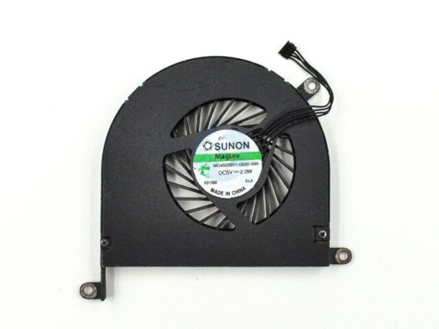 Genuine Macbook pro A1297 CPU Fan Set Cooling Left