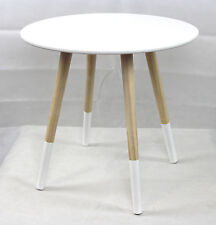 Atmosphera - Table à café Mileo - Blanche - WM