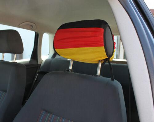 PKW Magnetfolie Deutschlandfahne 25 x 15 cm Auto Folie 77596