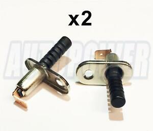 Two Quality Adjustable Car Alarm Bonnet Boot Door Switch