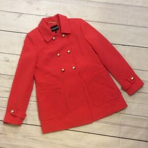 Express-Womens-Lined-Jacket-Size-Medium-Gold-Buttons