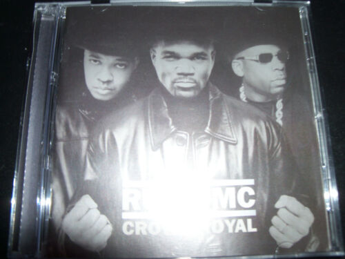 1 of 1 - RUN DMC Crown Royal (Australia) CD – Like New