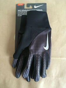 save off release info on so cheap Details zu NIKE Nike Sporthandschuhe Laufhandschuhe Handschuhe Joggen Damen  2.0 RUN THERM