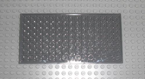 DBG dunkelgrau Platte Plate 92438 LEGO Basic 1x Bauplatte 8x16 neudunkelgrau