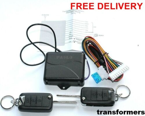 Car Kit de bloqueo de bloqueo central de control remoto de sistema de entrada sin llave Para Volkswagen