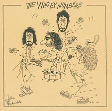 THE WHO 'BY NUMBERS' 2015 Reissue Remastered Vinyl LP - NEW / SEALED 180 VINYL