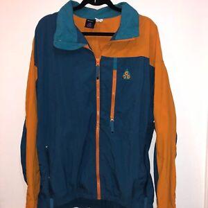 9716b21b91 Vintage 80s 90s Nike ACG Rare Up XL Retro Windbreaker Jacket Mowabb ...