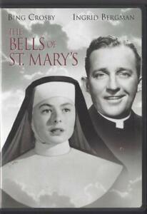 DVD-The-Bells-of-St-Mary-039-s-BING-CROSBY-INGRID-BERGMAN-2003