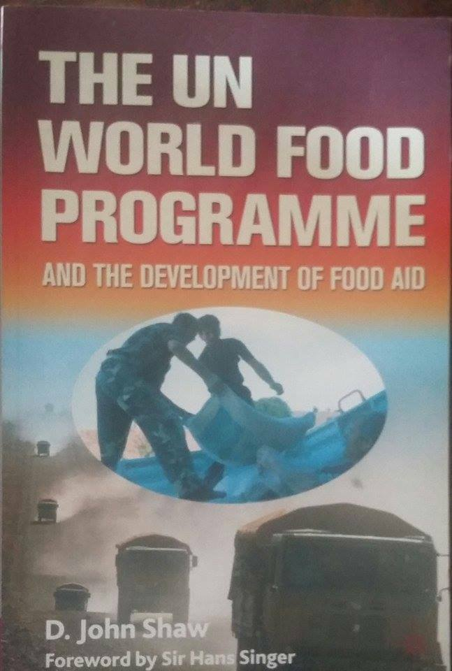 D. JOHN SHAW  The un world food programme libro
