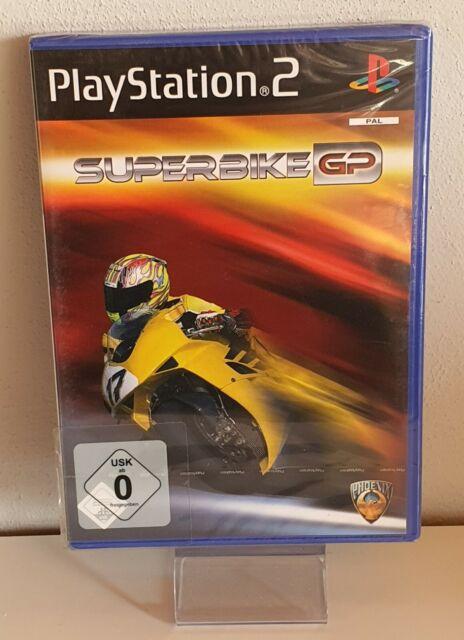 PLAYSTATION PS2 Superbike Gp (2007 ), Pal Emb. Orig. Nuevo En Lámina B336