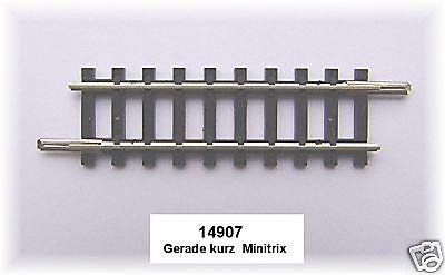 4979 Kontaktgleis 50,0mm TOP 14979 Spur N Trix