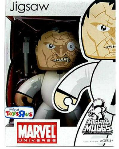 Hasbro 2008 Mighty Muggs-Marvel Puzzle Toys R Us exclusive