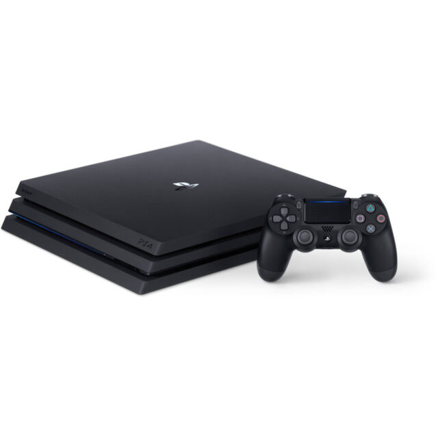brand new playstation 4 pro 1tb console