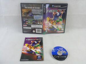 F Zero GX GameCube Nintendo Completo Pal