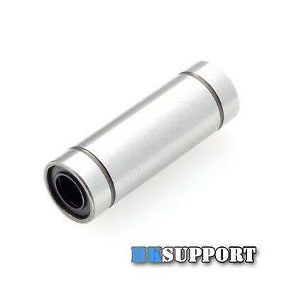 4 x LM8LUU L45mm Linear Ball Bearing Slide For 3D Printer Parts ∅8mm Smooth Rod