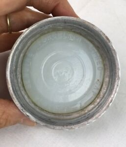 Boyds Genuine Porcelain Lined Cap 2 Zinc Lid For