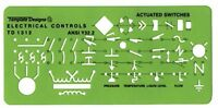 Alvin Electrical Controls Template Electrical Applications (td1312)