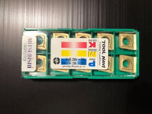 CCMT 120412 UE6020 MITSUBISHI Carbide inserts ***10 pcs*** CCMT443