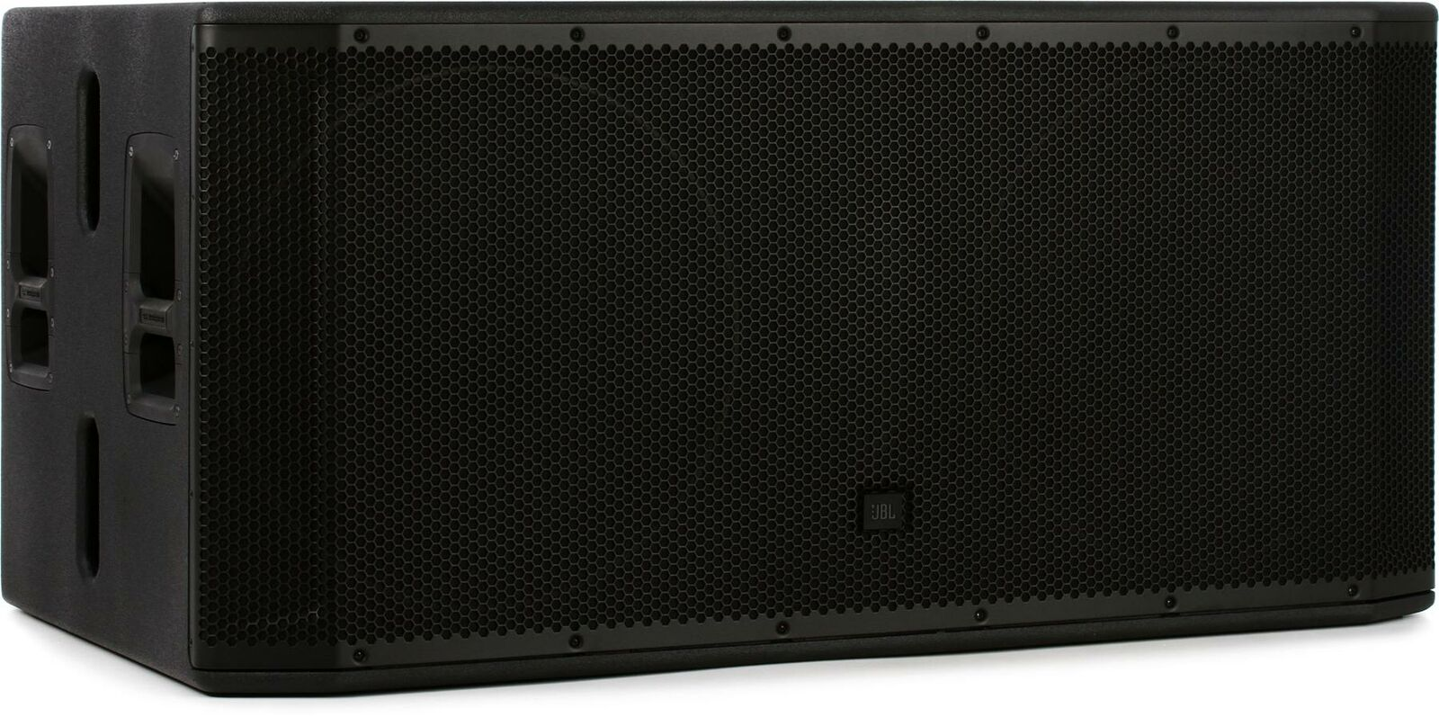 JBL SRX828SP 2000W Dual 18 inch Powered Subwoofer. Available Now for 2119.00