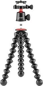 Joby GorillaPod 3K PRO Kit Flexibles Stativ für Foto,Video,Kameras mit Kugelkopf