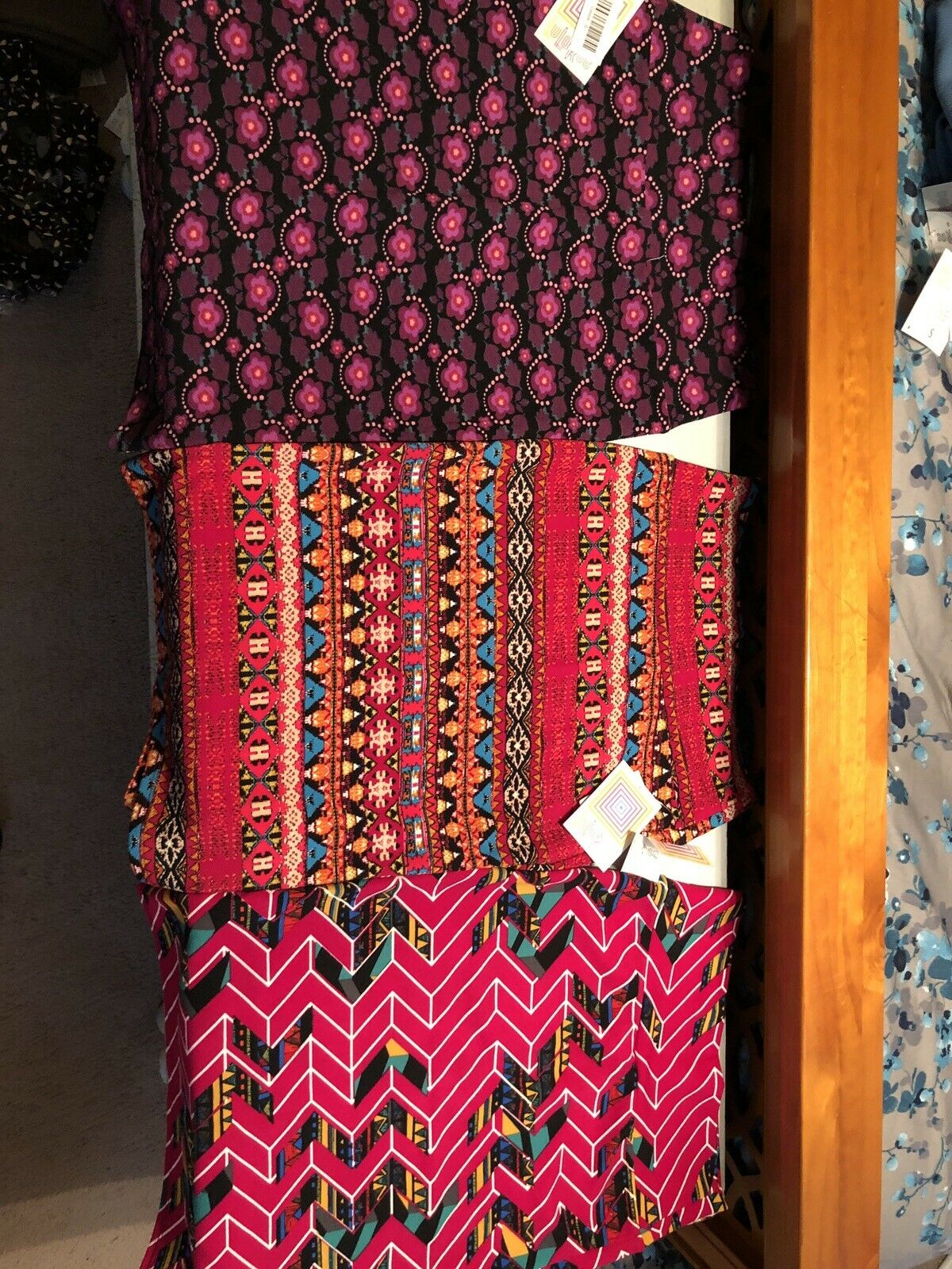 Lot of 3 Lularoe Size SMALL High Waisted Cassie Pencil Skirts NEW