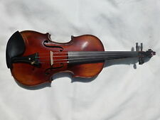 NUOVO HAND MADE Violino, Stradivari copia, stile antico, fiocco e case dal Regno Unito!
