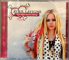 """Avril Lavigne - The Best Damn Thing (CD 2007) Features """"Girlfriend"""""""