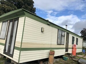 Caravan-Static-Lodge-32x12-Ft-Holiday-Home-For-Sale