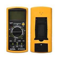 EXCEL DT9205A LCD Digital Multimeter Voltmeter Resistance Capacitance Tester USA