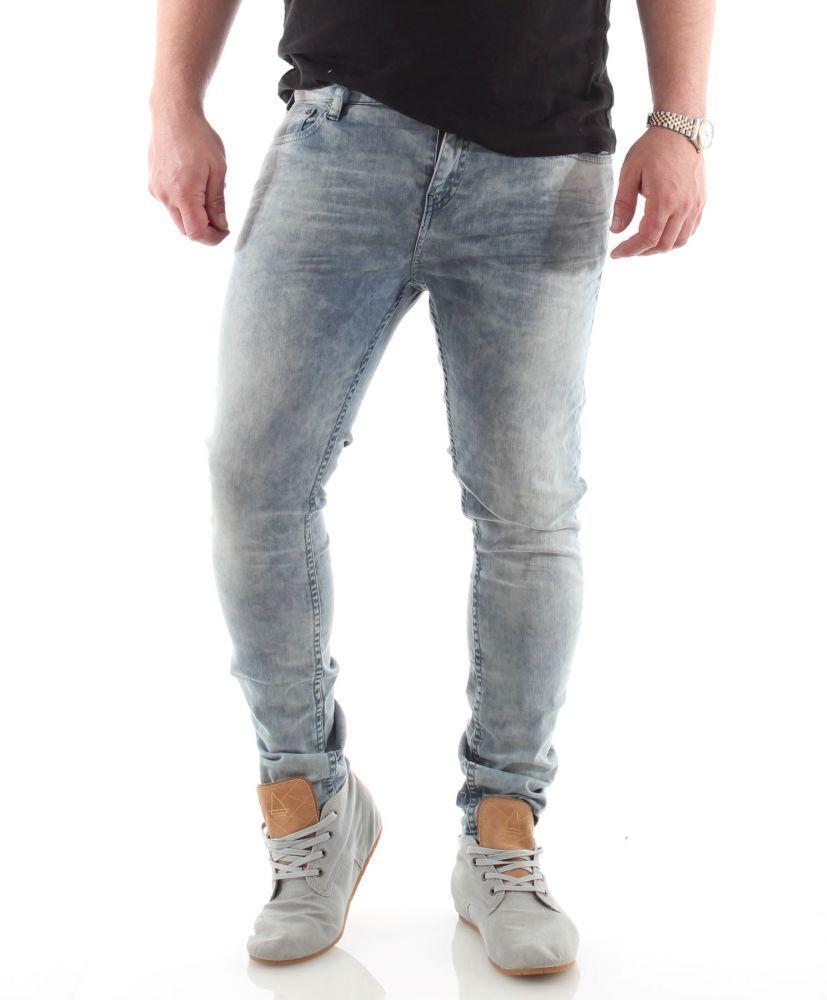 SCOTCH & SODA SKIM concrete Shores Jeans