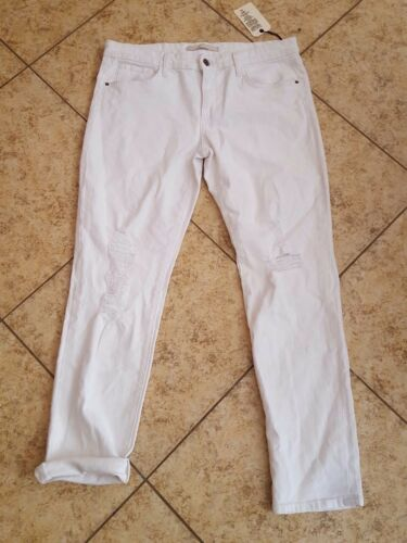 Sz Water Easy White Womens Vintage Nuovo Destroyed 29 Reserve High Jeans Joe's 4UIFcgqg