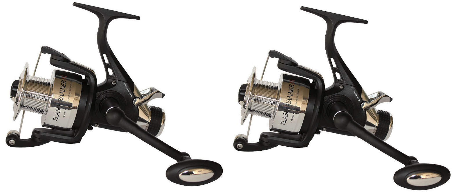 2 mulinelli  flashcarp 6000 carpfishing pesca carpa mulinello carp fishing fondo  economico e di alta qualità