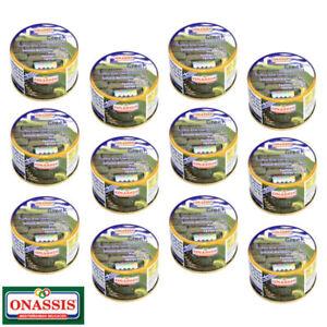 Onassis-Dolmadakia-12x-200g-mit-Reis-gefuellte-Weinblaetter