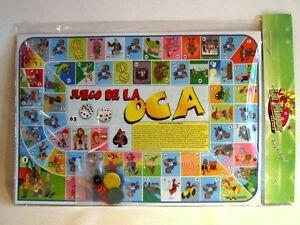 Juego De La Oca Serpientes Y Escaleras 2 Spanish Board Games