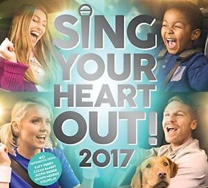 Various-Artists-Sing-Your-Heart-Out-2017-Various-New-CD-UK-Import