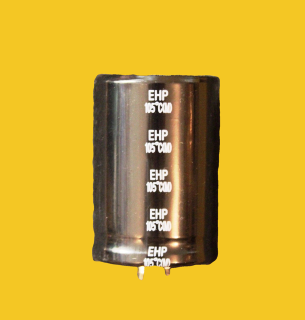 1500uF 6.3V High Temp 105C Electrolytic Radial Capacitor 6R3ELL152MJ20S KY 10Pcs