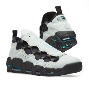 Nike Air More Money British Pound Barley Grey   Jade Black Size 9 ... 20b7946cc2