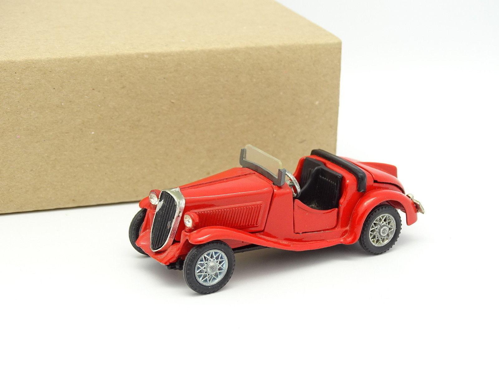 Mercury 1 43 - Fiat 508 Balilla Coppa d'or Rouge