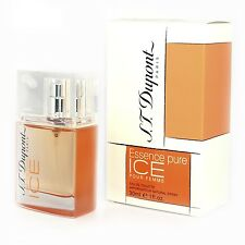 ST Dupont Essence Pure ICE Pour Femme For Woman Eau De Toilette Spray 30ml NEU