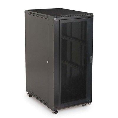 "Other Ent. Networking Racks Honesty Kendall Howard 27u Server Cabinet Convex/vented Doors 36"" Depth 3110-3-001-27 Enterprise Networking, Servers"