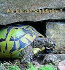 Wie lebt die Schildkröte? von Heiderose Fischer-Nagel und Andreas Fischer-Nagel (2015, Gebundene Ausgabe)