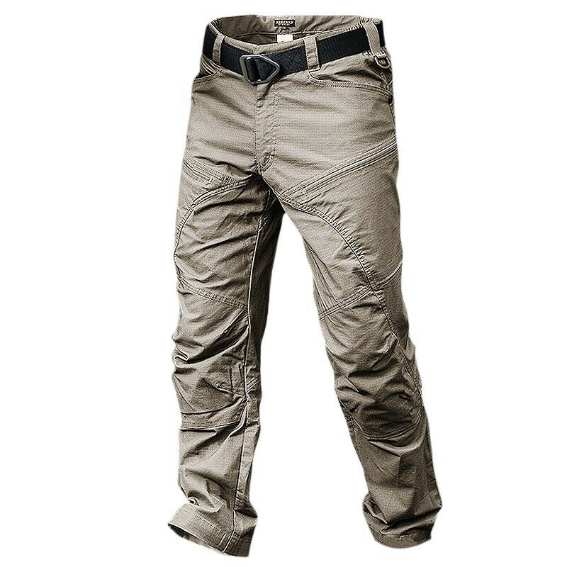 Men Military Tactical Pants Lightweight Combat Trousers Outdoor Hiking Pants New
